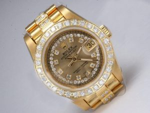 rolex-datejust-automatic-diamond-bezel-and-marking-golden-dial-l-4_1