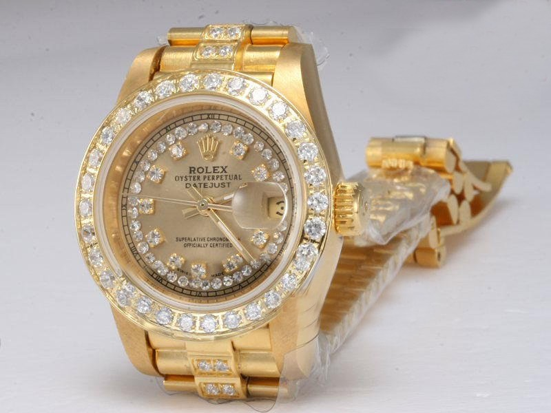 rolex-datejust-automatic-diamond-bezel-and-marking-golden-dial-l-4_2